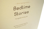 Bedtime Stories: Fairytales one by one