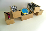 Shore Line Watches Packaging