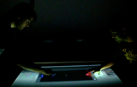 Multi Touch Table